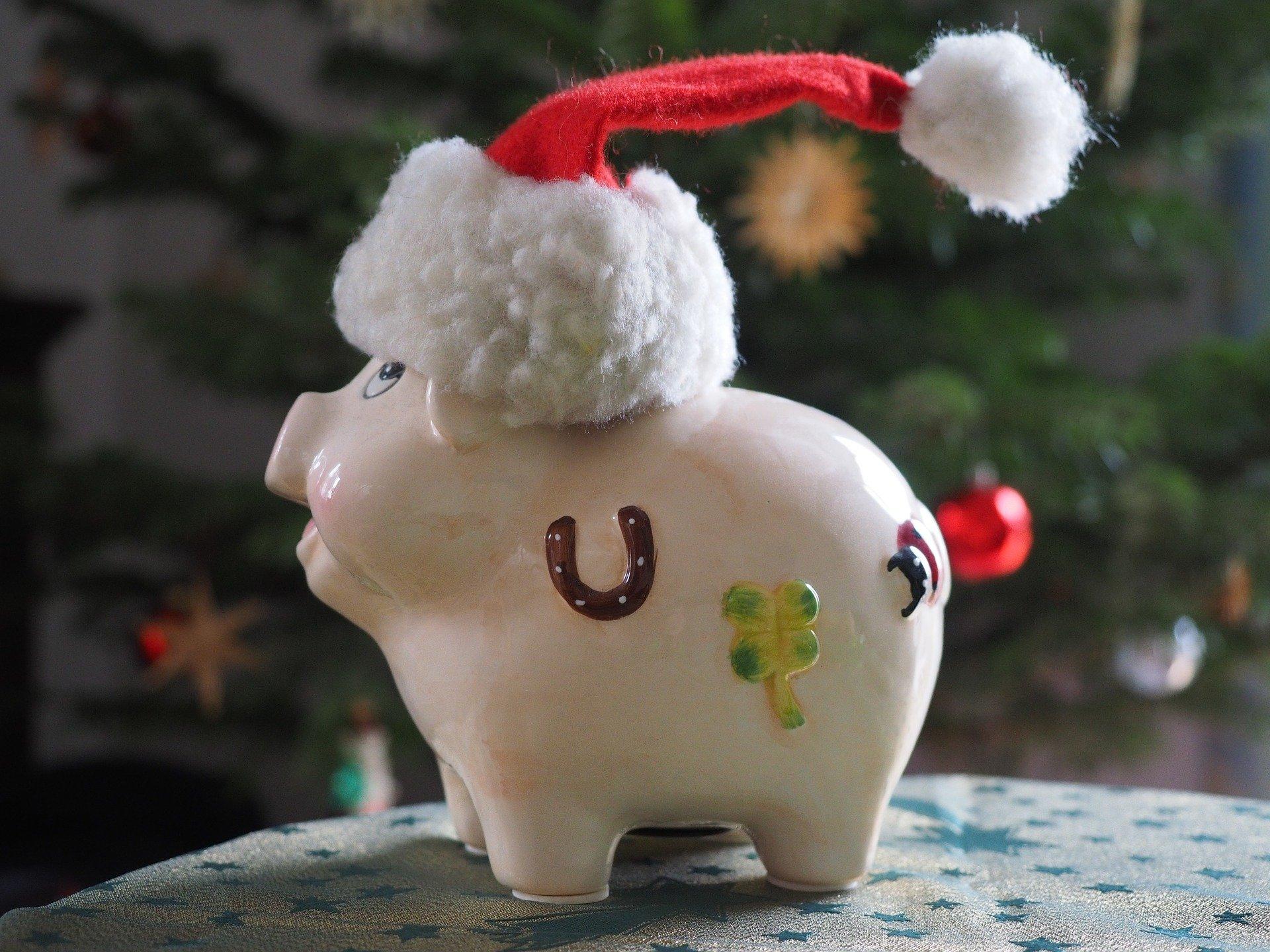 xmas savings bank